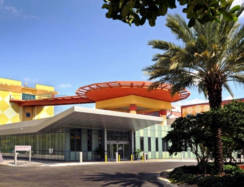 Nicklaus Children's Hospital ED Expansion